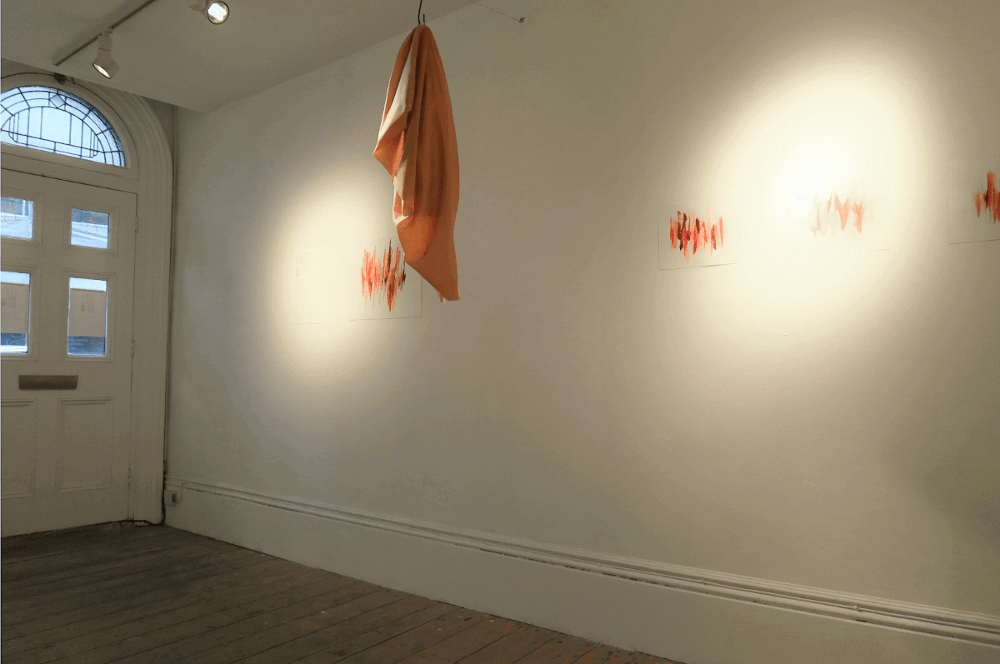 I Bleed With You<i> 2018</i> Exhibition view