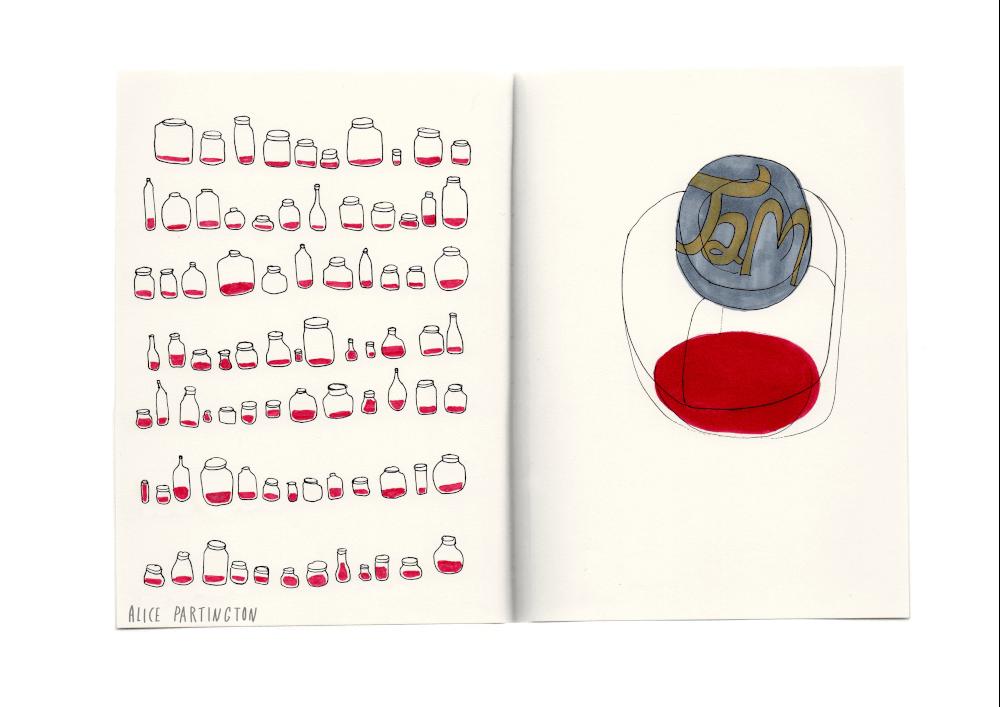 Jam Jar Project<i> 2017</i> Illustration