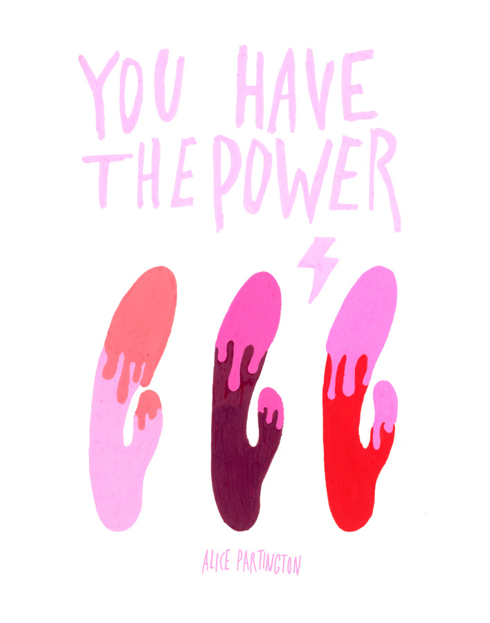 You Have The Power, 2020, Mixed Media